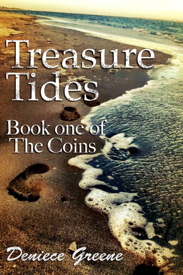 Treasure Tides – Book Cover